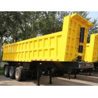 Buy cheap 35CBM dump trailer / heavy duty utility trailer from wholesalers