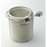 Buy cheap Stainless Steel Coil Tube Immersion Wort Chiller Beer Cooler Home Beer Brew Heat Exchanger from wholesalers