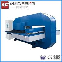 Buy cheap MP series CNC turret punching machine from wholesalers