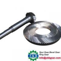 Buy cheap OEM tractor bevel gear from wholesalers