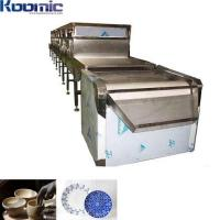 Buy cheap 3-100kW Continuous Belt Microwave Ceramic Product Dryer from wholesalers