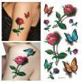 Wholesale 3D Free Body Tattoo Sticker for Women from china suppliers
