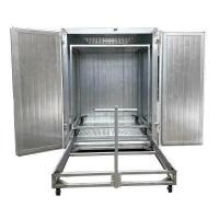 Buy cheap Electric Powder Coating Batch Oven, Manual Industrial Powder Coating Oven for Sale from wholesalers