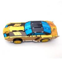 Buy cheap DIY New Plastic Fidget Kid Car Toy Educational Game from wholesalers