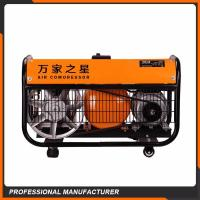 Buy cheap 2065 portable air compressor small inflatable pump from wholesalers