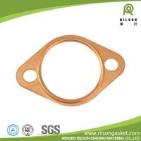Buy cheap Exhaust Copper Gaskets from wholesalers