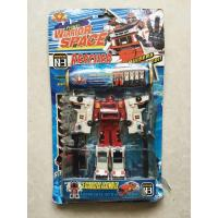 Buy cheap Domestic old D Transformers robot toy combination from wholesalers