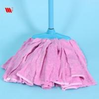 Buy cheap Perfect 2077-WST Floor Cleaning Water Absorbing Towel Microfiber Cloth Mop with wood stick from wholesalers