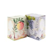 Buy cheap Matt laminated offset printing recycled cardboard grapes packing boxes from wholesalers
