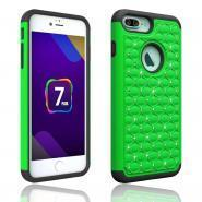 Buy cheap Case for iPhone Hard diamond hybrid case for iPhone 7 PLus from wholesalers