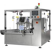 Buy cheap Pre-made Pouch Fill Seal Machine Retort Bag Fill Seal Machine from wholesalers