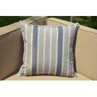 Buy cheap PC7 Simple Striped Square Throw Pillow Case from wholesalers