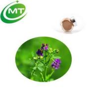 Wholesale Free Sample Chinese Herb Medicago Sativa Plant Alfalfa Extract from china suppliers