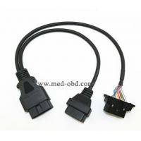 Wholesale OBD2 Y Cable Adapter for Honda Universal Snap in OBDII from china suppliers