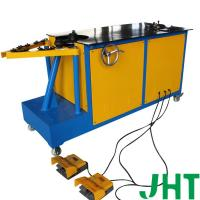 Buy cheap Round Duct Elbow Machine from wholesalers