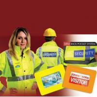 Buy cheap Heat-seal chest reflective badges from wholesalers