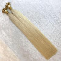 Wholesale Hair Extensions Blonde Color Hand Tied Weft Hair Extensions from china suppliers
