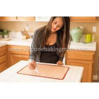 Buy cheap Full Sheet Size Silicone Macaron Baking Mat from wholesalers