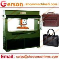 Buy cheap Leather cutting machine Leather Upholstery Car Truck Seat Cover Cutting Machine from wholesalers
