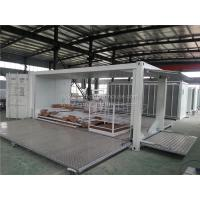 Buy cheap 20ft shipping container coffee shop from wholesalers