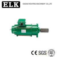 Buy cheap Crane Gear Reducer from wholesalers