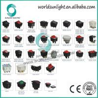 Buy cheap CE CQC kcd2 series t85 electric rocker switches Rocker Switch from wholesalers