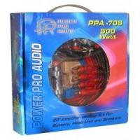 Buy cheap CAR AUDIO PPA-708: 8GA AMP wiring Amp Kit from wholesalers