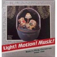Buy cheap Hallmark Ornaments By Year 1989 Babys First Christmas from wholesalers