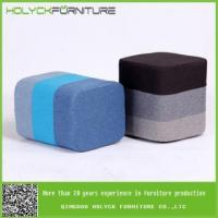 Buy cheap fabric ottoman footstools for living room from wholesalers