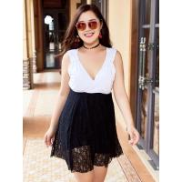 Buy cheap Swimwear Skirt-piece Swimsuit from wholesalers