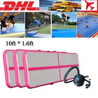 Buy cheap Inflatable Tumbling Air Track from wholesalers