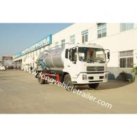 Buy cheap Tank Truck Sewage Suction Tank Truck from wholesalers
