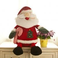 Buy cheap China Plush Father Christmas Doll Factory from wholesalers