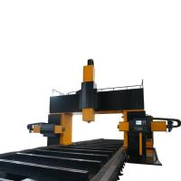 Buy cheap High Speed CNC Steel Beam Drilling Machine from wholesalers