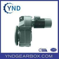 Buy cheap Torque-arm Hollow Shaft Helical-wom Gearbox from wholesalers