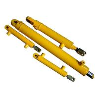Buy cheap Dump Trailer Hydraulic Cylinder from wholesalers