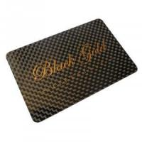 Buy cheap carbon fiber credit card make to order from wholesalers