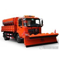 Buy cheap Snow plow truck from wholesalers