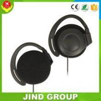 Buy cheap Model JIND-404 2016 Cheap disposable Airline double ear clip hook headset from wholesalers