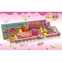Buy cheap sweet candy theme indoor playground equipment for sale from wholesalers