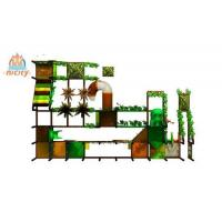 Buy cheap Forest Theme Soft Indoor Playground Play Area For kids 800m from wholesalers