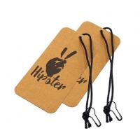 Buy cheap Fashion Design Hole Punch Hang Tag Durable Garment Tag from wholesalers