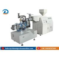 Buy cheap small plastic products making machine semi-automatic blowing machine from wholesalers