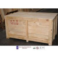 Buy cheap Pine Wooden Box from wholesalers