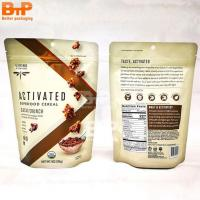 Buy cheap 255g Ready to Eat Matt Plastic Packing Pouch from wholesalers