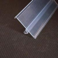 Buy cheap price tag label holder for retail shelves from wholesalers