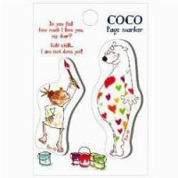 Buy cheap Children's & Baby's Gifts Coco Page Marker - Do You Feel How Much I Love You? from wholesalers