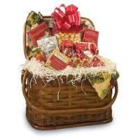 Buy cheap Gourmet Food Gifts Picnic Time Romance Gift Basket from wholesalers