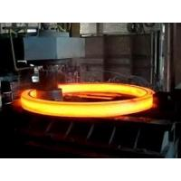 Buy cheap Customized forging alloy roller ring steel ring with various specifications product