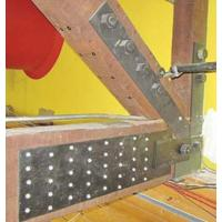 Buy cheap Timber Truss Bolted Connection Repair and Full-Scale Load Testing from wholesalers